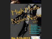High Heels & Nylon Night   -   vol.II