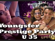 "SPECIAL ""Youngster Prestige Party U 35"""
