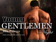 YOUNG GENTLEMEN NIGHT //  Special Price!!!!