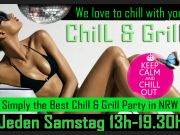 CHILL & GRILL - Endless Summer Sunshine Party
