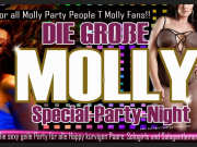 DANKE *** GROßE MOLLY SPECIAL PARTY NIGHT ***