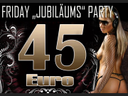 Freitags Special Party 45€ Paare/Singles