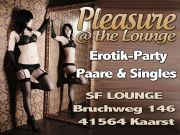 Pleasure @ the Lounge