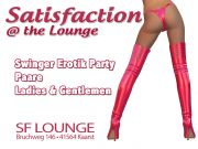 ✫ SATISFACTION @ THE LOUNGE ✫