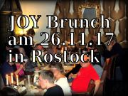4. Joy-  Brunch in Rostock