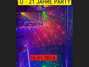 ☆☆☆ unsere 2. Ü 21 - PARTY im Why Not ☆☆☆