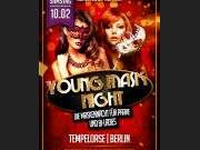 BERLIN - Young Couple Mask Night