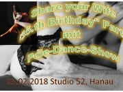 Share Your Wife Birthday Poledance Night