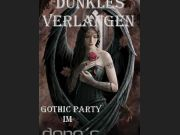 """Dunkles Verlangen"" - Gothic Party"