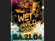 WET WILD & HORNY - Young Schaumparty Bamberg
