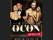 Berlin - OCON - THE REVOLUTION - Tempeloase