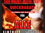 Die Mixed Party - SAU-NA(H)