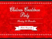 Christmas Countdown Party