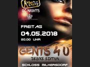 HnD *GC* Nights - Gents4U Deluxe Edition