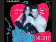 PAARE & LADY´s NIGHT