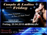 Couples & Ladies Friday - Massageabend