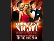 Roth Your Gent Night - Young Couples & Gents