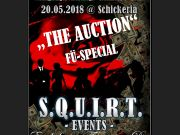 "S.Q.U.I.R.T.- FÜ-SPECIAL- ""THE AUCTION"""