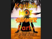 """KARIBIK HOT SUMMER PARTY"" ab 15:00 Uhr"