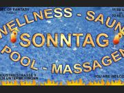 ☆ WELLNESS - SAUNA - POOL - MASSAGEN ☆