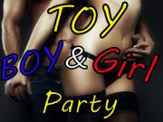 BadGirl(s) ☆ Heiße Toy Boy & Toy Girl ☆ Party