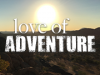 love of adventure