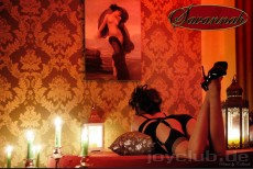 """Eine stilvolle und erotische Atmosphäre erwartet euch im """"Savannah"""""""